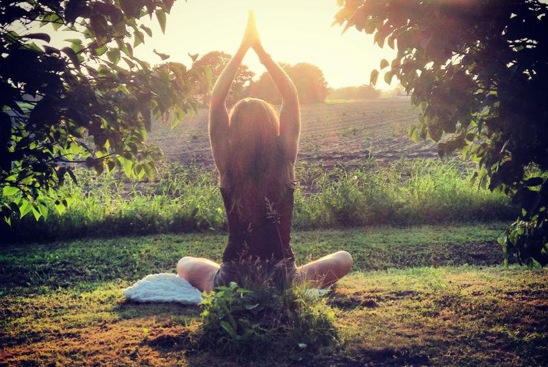 Vår-Sommar yoga start den 8 maj!